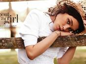 About girl Astrid Berges-Frisbey Marie Claire Australia March 2013