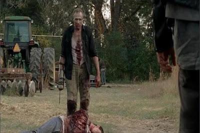 Merle de TWD se convertirá en Zombi en el episodio 14