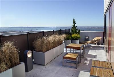 Terrazas minimalistas en nueva york paperblog for Terrazas pequenas minimalistas