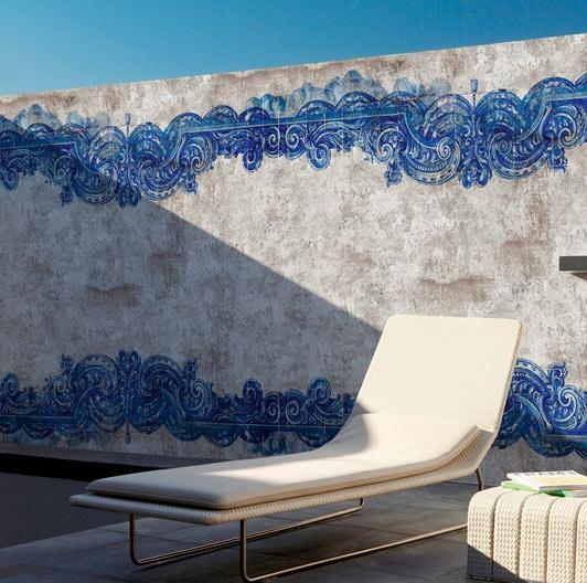 Papel pintado para decorar exteriores paperblog for Papel para techos exteriores