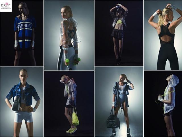 Gym outfits nos ponemos en forma a la moda paperblog for Gimnasio gym forma