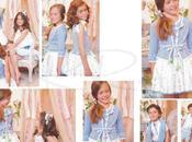 Larrana, moda infantil ensueño, colección primavera-verano 2013.