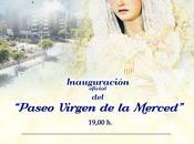Hermandad Merced inaugurará este viernes paseo dedicado titular