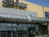 Visitando decorados 'Harry Potter' estudios Warner Bros