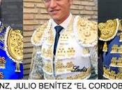 Cartel netamente cordobés: corrida toros córdoba, puertas feria taurina