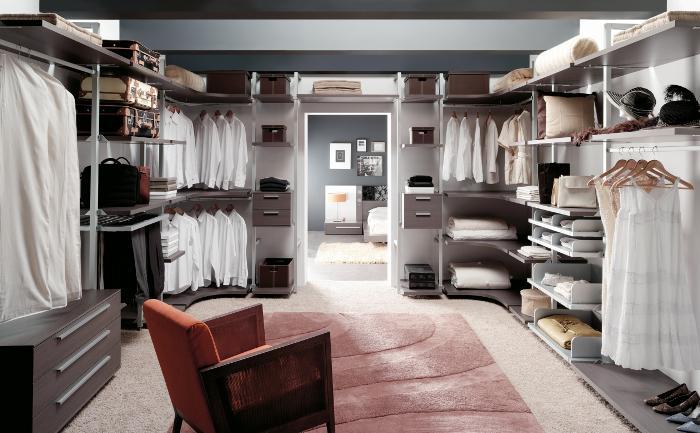 Ideas para distribuir un vestidor paperblog for Como distribuir un armario empotrado