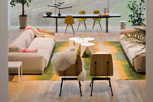 Muebles Vitra, diseño para tu vivienda - Paperblog