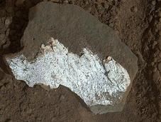 'Curiosity' descubre Marte hubo agua