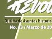 Boletín Revolución Oficina Asuntos Históricos Consejo Estado: marzo 2013