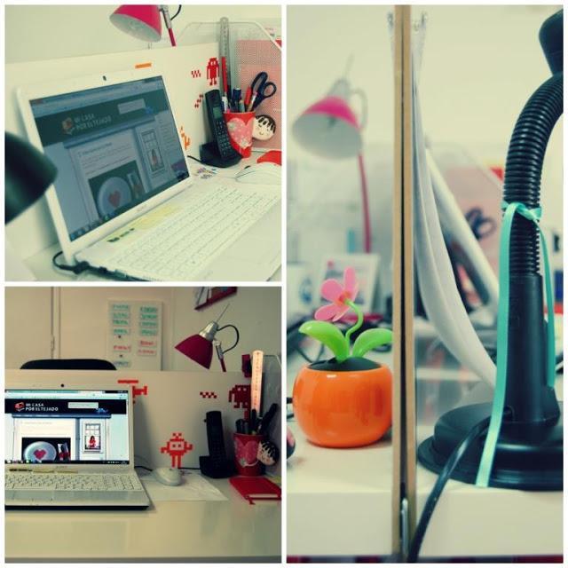 Diy c mo hacer un separador de mesas de escritorio - Como hacer una mesa de escritorio ...