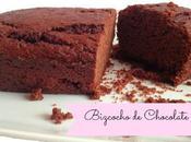 Bizcocho Chocolate Lactosa
