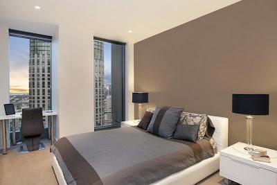 Dormitorios minimalistas paperblog for Cuartos minimalistas