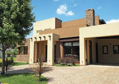 Fachadas rusticas paperblog for Casas contemporaneas rusticas