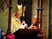 mujer entronizará Welby Arzobispo Canterbury