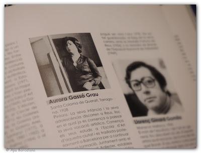 Aurora Gassó y Agustí Ballester, dos artistas de largo recorrido