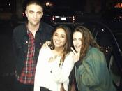 finalmente llegado…Robert Pattinson Kristen Stewart reunidos después meses separados