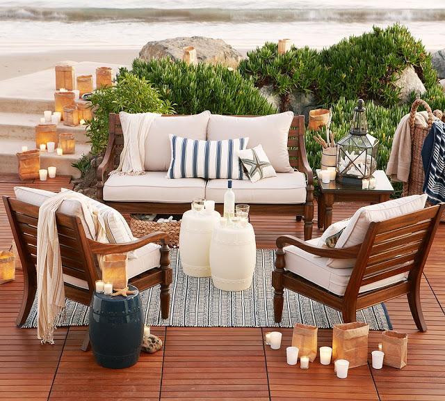 Decorar la terraza paperblog - Como decorar una terraza grande ...