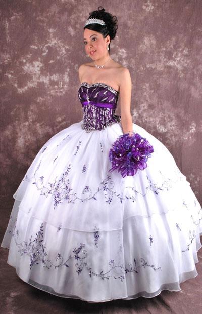 36c4da5e3 fotos de vestido de 15 años largos - Paperblog