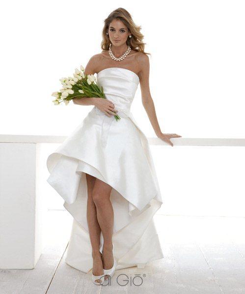 Fotos vestidos de novia modernos