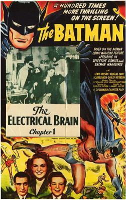 Batman 1943 serial The electrical Brain