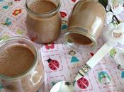Mousse chocolate leche huevo)