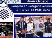 Torneo pádel SOHO, Febrero Marzo 2013.