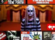 Magazine Terror Tiene Forma, aplicación gratuita