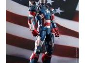 Toys revela figura Iron Patriot