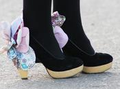 Primavera, flores, zapatos...