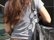 Vanessa Hudgens olvidado quitar etiqueta ropa nueva