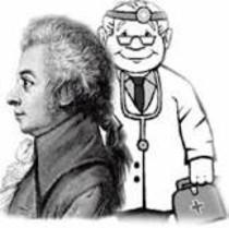 Mozart tuvo la menopausia y Einstein ovarios poliquísticos