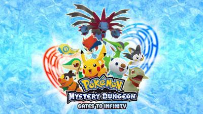 Tu Eterna Aventura Como Pokémon te Espera en Pokémon Mystery Dungeon: Gates To Infinity