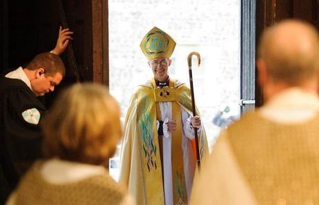 """Justin Welby: """"Jesús nos llama a dejar la comodidad y buscar su mano en la tormenta"""""""