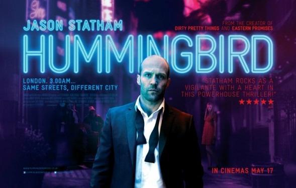 'Hummingbird', la última de Jason Statham, tiene tráiler