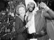 Curiosiosos encuentros: Nancy Reagan