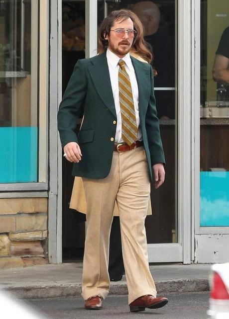 Primera imagen de Christian Bale en  'American Bullshit'