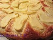 Tarta Manzana masa roscon reyes