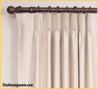 Informe las cortinas paperblog for Cortinas con argollas