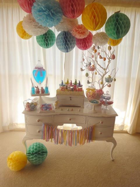 Pompones y farolillos para decorar si o no paperblog for Farolillos de decoracion