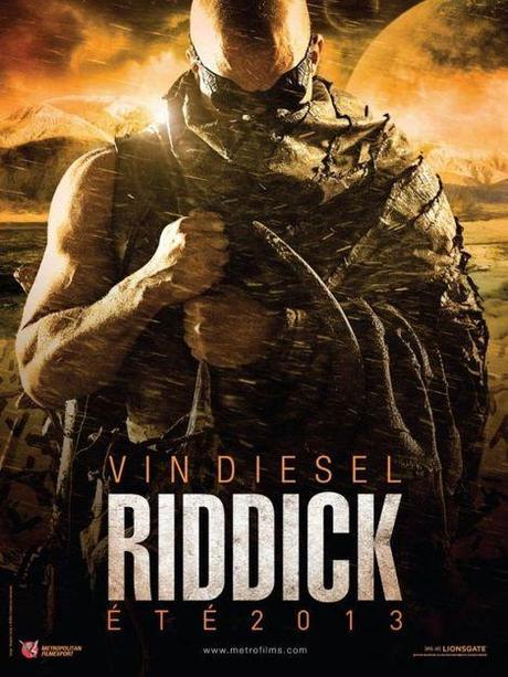 Primer téaser-tráiler de 'Riddick'