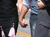 Britney Spears presentó nuevo novio familia