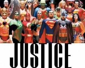 Justice Alex Ross logo