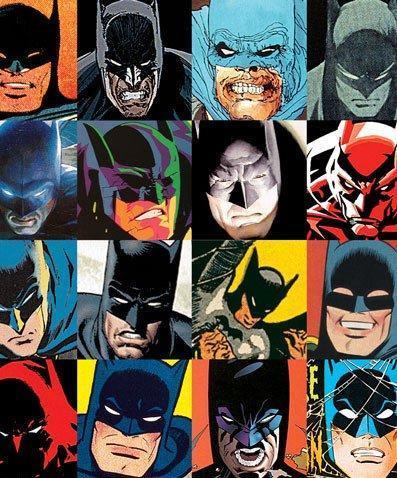 Batman varios estilos