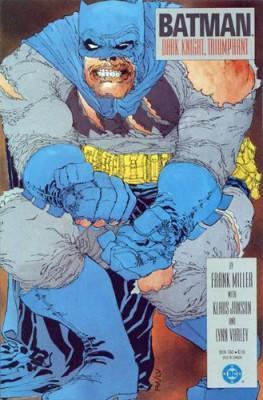 Batman Dark Knight cover