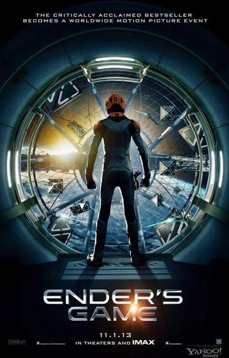Teaser poster Juego de Ender