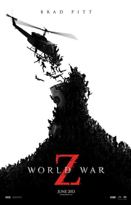 """Tráiler y póster de """"Guerra Mundial Z"""""""