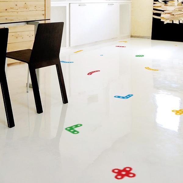 10 ideas para colocar un vinilo decorativo paperblog - Colocar suelo vinilo ...