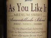 like Medium Sweet Sherry...¿un amontillado dulce?