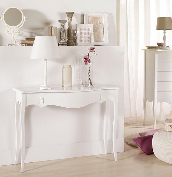 Dormitorios en blanco con sabor vintage paperblog for Dormitorio vintage blanco