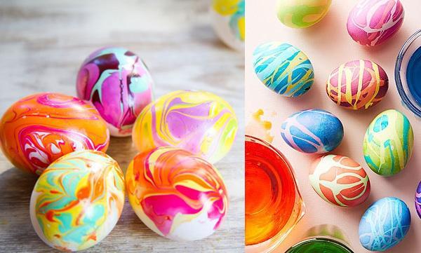 Ideas para decorar huevos para Pascua - Paperblog